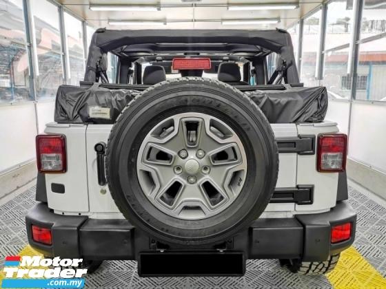 2014 JEEP WRANGLER Jeep wrangler 3.6 UNLIMITED SPORTS (A) 4WD WARRNTY
