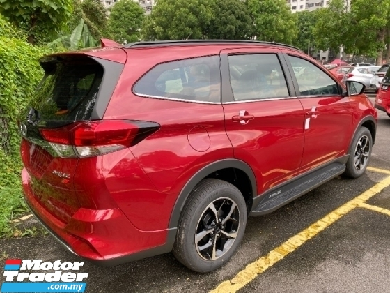 2021 PERODUA ARUZ X & AV NEW FACELIFT CASH REBATE FAST CAR BOOK NOW