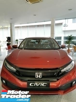 2021 HONDA CIVIC 1.8/1.5Turbo 8K RAYA HIGHHH PROMO + GIFT!!!
