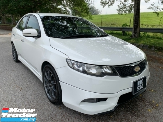 2013 KIA FORTE 1.6 SX (A) 1 Owner Only Full Set Bodykit Paddle Shift TipTop Condition View to Confirm
