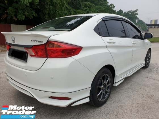 2014 HONDA CITY 1.5 (A) FULL BODYKIT TIP TOP OFFER