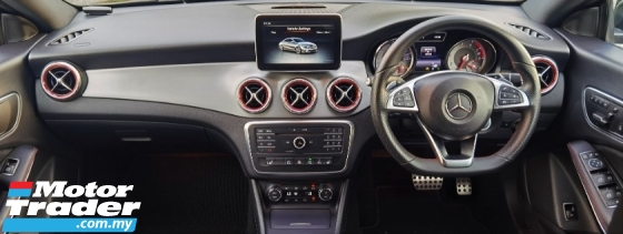 2016 MERCEDES-BENZ CLA 2016 MERCEDES BENZ CLA180 1.6 AMG TURBO UNREG JAPAN SPEC CAR