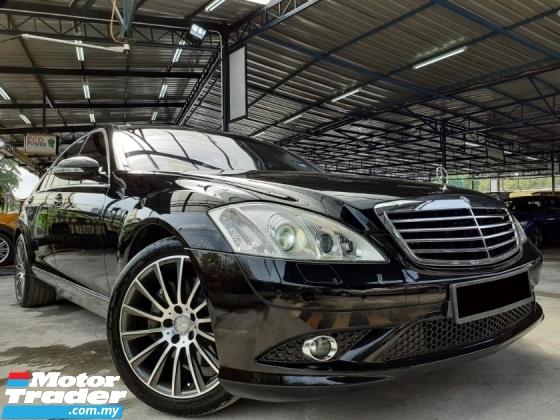 2005 MERCEDES-BENZ S-CLASS Mercedes Benz S500L LORINSER LIMITED EDI FREE RTAX