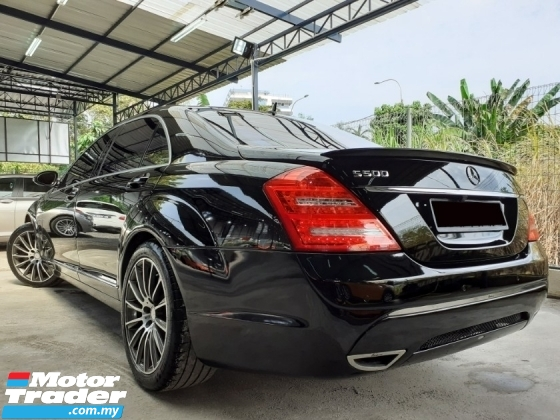 2005 MERCEDES-BENZ S-CLASS Mercedes Benz S500 LORINSER LIMITED EDITION S500L
