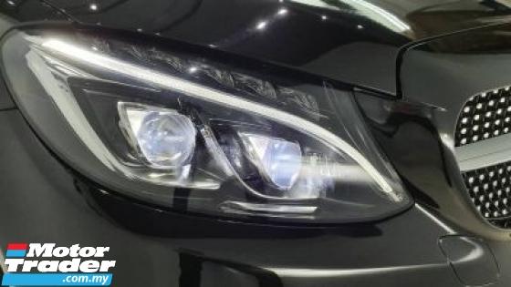 2016 MERCEDES-BENZ C-CLASS Mercedes Benz C200 COUPE AMG LINE