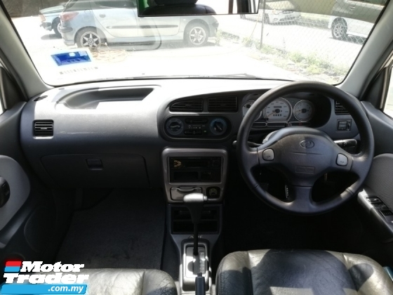2006 PERODUA KELISA 1.0 (A) SE IMAGO LEATHER SEAT TIP-TOP