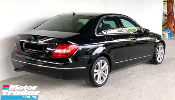 2013 MERCEDES-BENZ C-CLASS C200 1.8 Auto High Grade Model