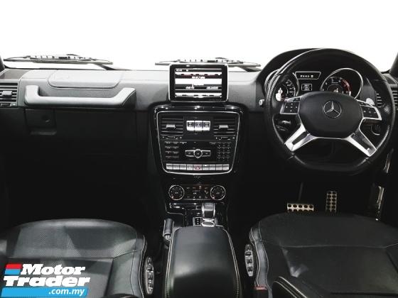2016 MERCEDES-BENZ G63 5.5 AMG FACELIFT UNREG