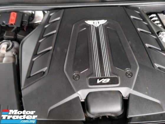 2018 BENTLEY BENTAYGA 4.0cc V8 panaromic roof 360 camera power boot massage memory leather seats