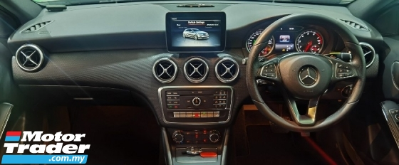 2017 MERCEDES-BENZ A-CLASS 2017 MERCEDES BENZ A180 SE 1.6 TURBO UNREG JAPAN SPEC CAR SELLING PRICE ONLY RM 1370000.00 NEGO