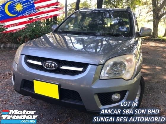 2011 KIA SPORTAGE 2.0 NOVUS ENHANCED (A) SUVs SALE