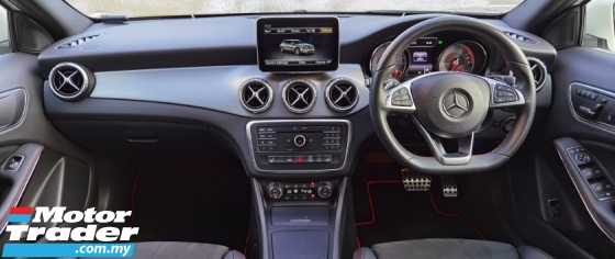 2016 MERCEDES-BENZ GLA 2016 MERCEDES BENZ GLA 180 1.6 AMG TURBO DYNAMIC MODE UNREG JAPAN SPEC CAR SELL PRICE ONLY RM 163000