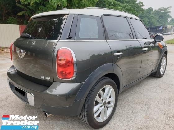 2011 MINI Countryman 1.6