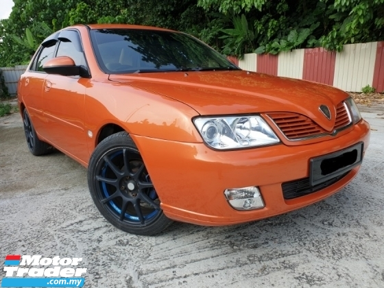 2004 PROTON WAJA 1.6 PREMIUM (M) WELL KEEP GOOD CONDITION