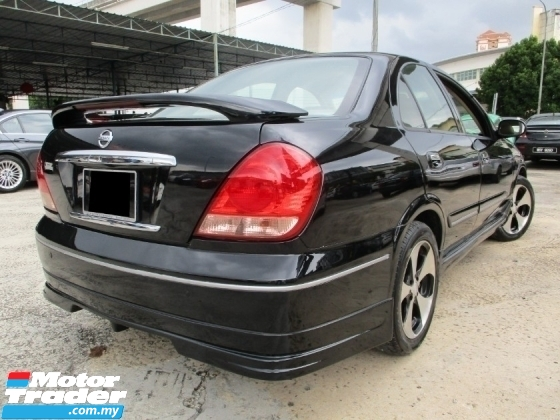 2005 NISSAN SENTRA sentra 1.8 FullBodykits LeatherSeat B/List Welcome