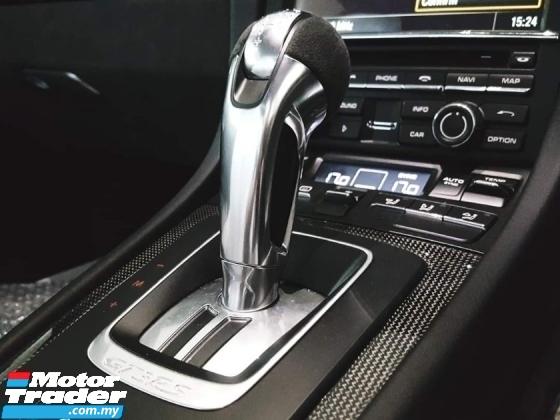 2016 PORSCHE 911  4.0 GT3 RS BRAND NEW REG