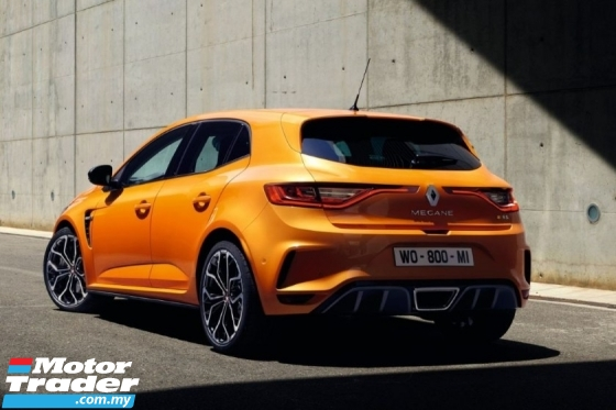 2020 RENAULT MEGANE MT from RM210,000