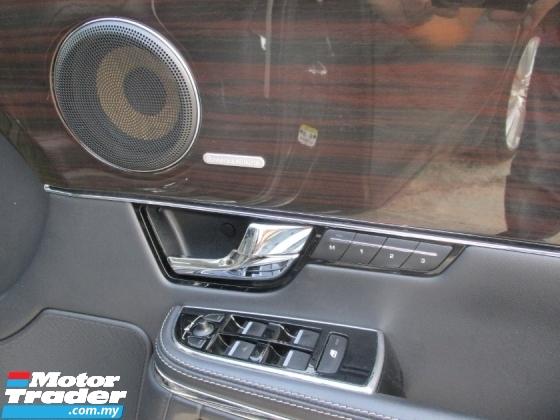 2011 JAGUAR XJL Portfolio LWB 5.0 Luxury Megasales