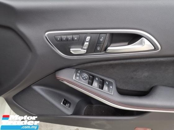 2017 MERCEDES-BENZ CLA Mercedez CLA250 AMG Sports new facelift