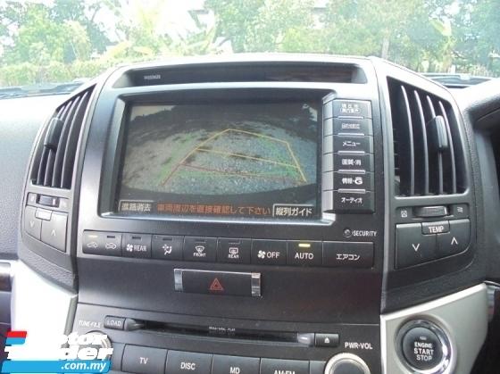 2008 TOYOTA LAND CRUISER 4.7 AX UZJ200W AWD Keyless Rg12