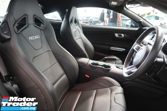 2018 FORD MUSTANG 5.0 GT NEW FACELIFT RECARO SEATS RAYA SALE SPECIAL