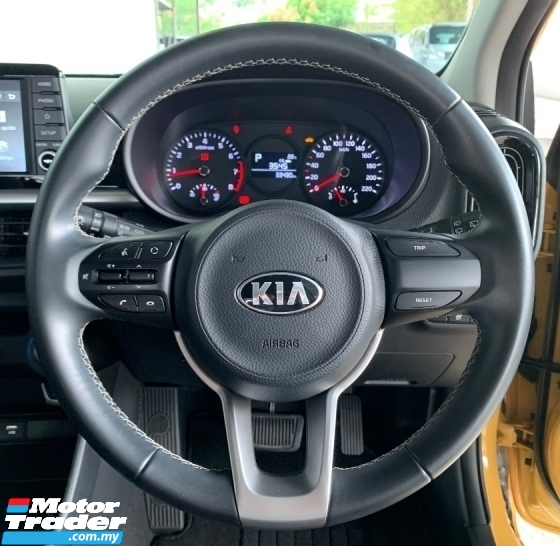 2018 KIA PICANTO 1.2 Auto New Facelift Latest Model