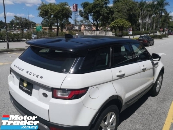 2017 LAND ROVER EVOQUE S14 PRICE WITH SST