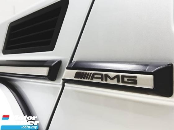 2016 MERCEDES-BENZ G63 5.5 AMG ORIGINAL MILEAGE