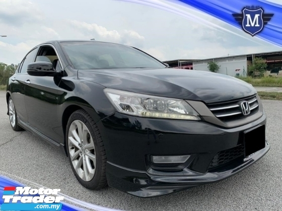 2013 HONDA ACCORD  2.4 iVTEC SEDAN POWER SEAT  LEATHER SEAT  REVERSE CAMERA