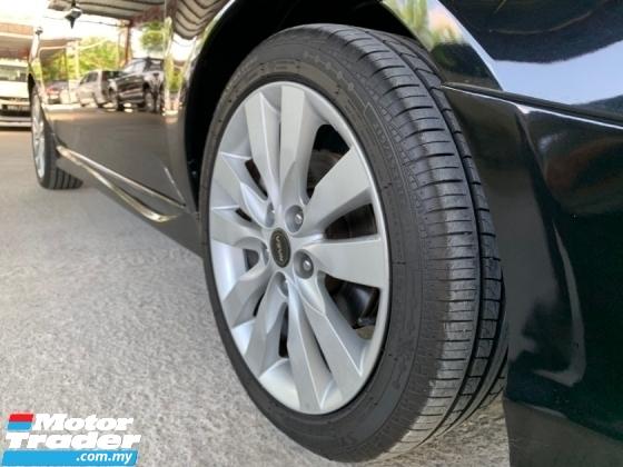2011 KIA FORTE 1.6 Auto Paddle Shift 6-Speed High Spec Sporty