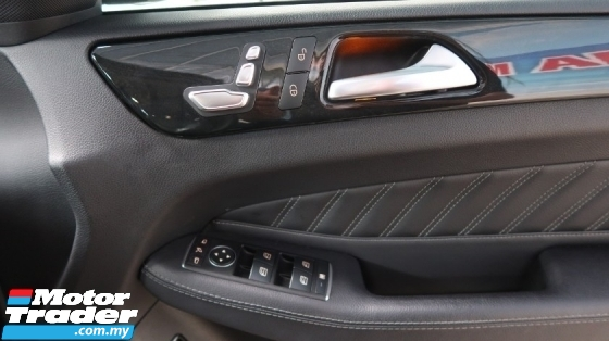 2016 MERCEDES-BENZ GLE 450 AMG PREMIUM 4MATIC RAYA SALE READY STOCK