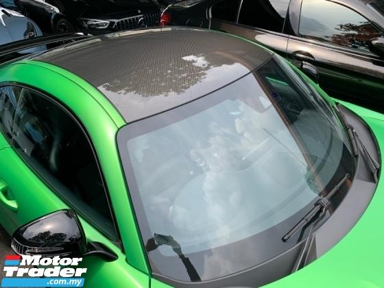 2017 MERCEDES-BENZ AMG GTS (GTR AMG ) V8 TURBO AMG LIMITED EDITION UNREG