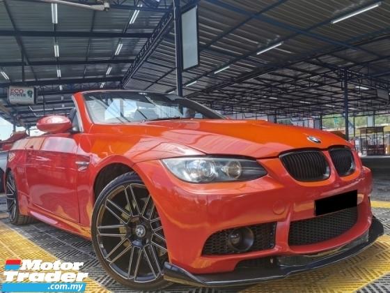 2009 BMW 3 SERIES BMW 325i E93 Coupe Cabriolet M-SPORT WARRNTY