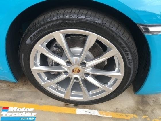 2017 PORSCHE 718 CAYMAN 2.0 718 TURBO 300HP FACELIFT