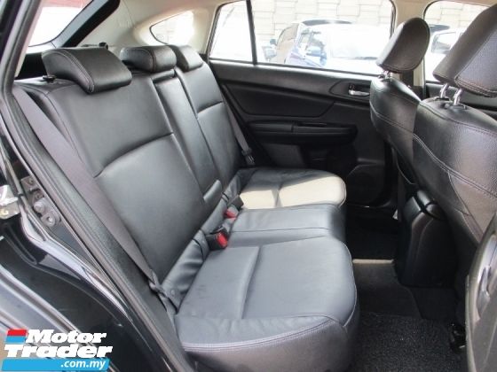 2015 SUBARU XV Premium Sport AWD 2.0 (A) NiceConDiTIon LOw DP