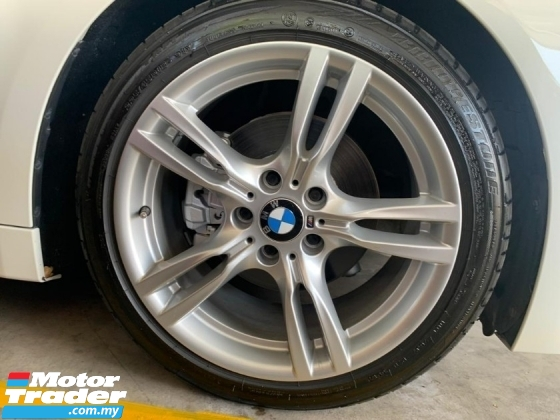 2015 BMW 4 SERIES 420i M-Sport Unregister Japan Spec 2Yrs Warrranty