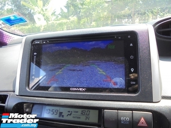 2009 TOYOTA WISH 1.8 X Valvematic ECO ReverseCamera LikeNEW Reg.2012