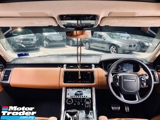 2018 LAND ROVER RANGE ROVER SPORT HSE AUTOBIOGRAPHY 3.0 SDV6 FULLY LOADED