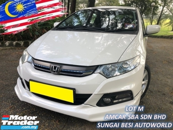 2013 HONDA INSIGHT HYBRID i-VTEC FACELIFT (A) MUGEN SALE
