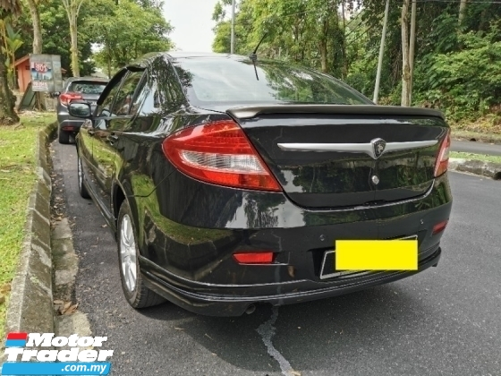 2013 PROTON PERSONA 1.6 (A) FULL BODYKIT LADY OWNER
