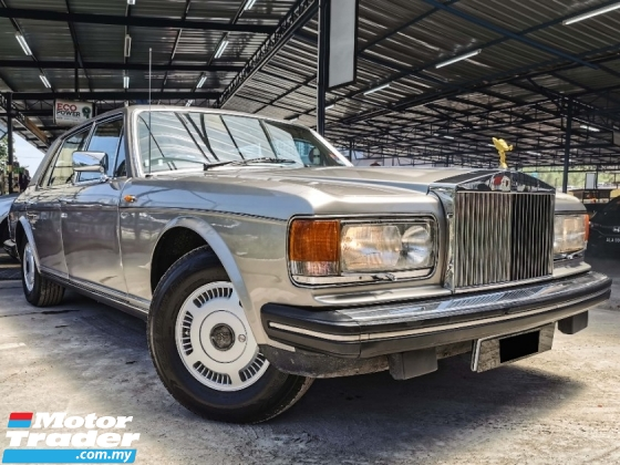 1983 ROLLS-ROYCE SILVER SPUR Rolls Royce SILVER SPUR 6.8 (A) LIMITED COLLECTION