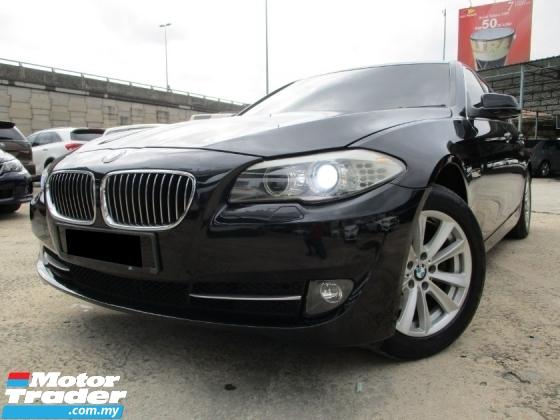 2011 BMW 5 SERIES 523I 2.5 (A) Super Deals FULON