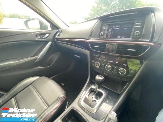 2014 MAZDA 6 2.0 SDN SKYACTIV-G Sedan HIGH SPEC REVERSE CAMERA