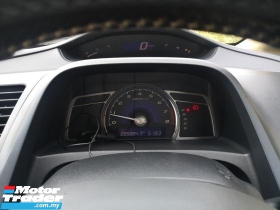 2009 HONDA CIVIC 2.0 i-VTEC