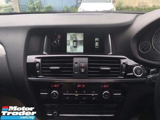 2015 BMW X4 FREE VKOOL / 360CAM PRE CRASH Bmw X4 M SPORT 2.0T
