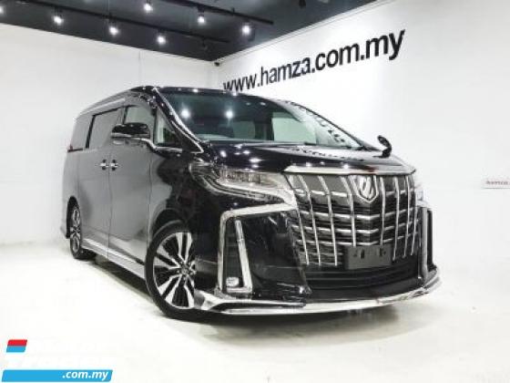 2020 TOYOTA ALPHARD 2020 Toyota ALPHARD 2.5 SC BSM SROOF MODELISTA