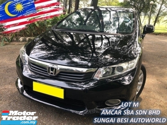 2014 HONDA CIVIC 1.8 SE MODULO S (A) [SELL BELOW MARKET]