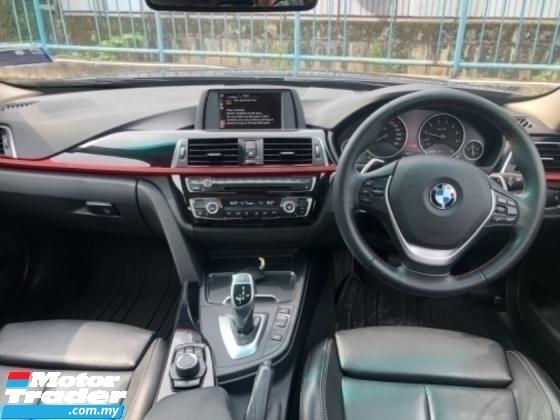 2016 BMW 3 SERIES 320I F30 SPORT LINE (CKD) 2.0 FACELIFT OTR PRICE