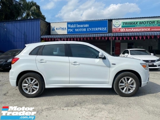 2013 MITSUBISHI ASX 2.0 FACELIFT (A)PUSH START ENGINE LEATHER SEAT
