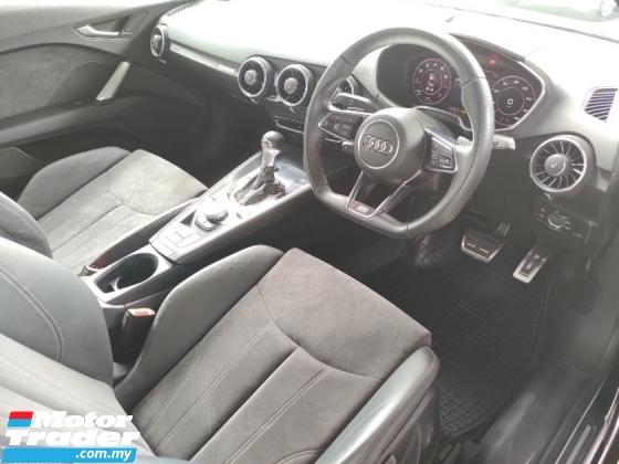 2016 AUDI TT  2.0cc S Line Edition TFSI * UK Premium Spec